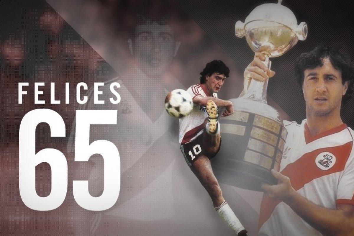 Los 65 años de Norberto Alonso