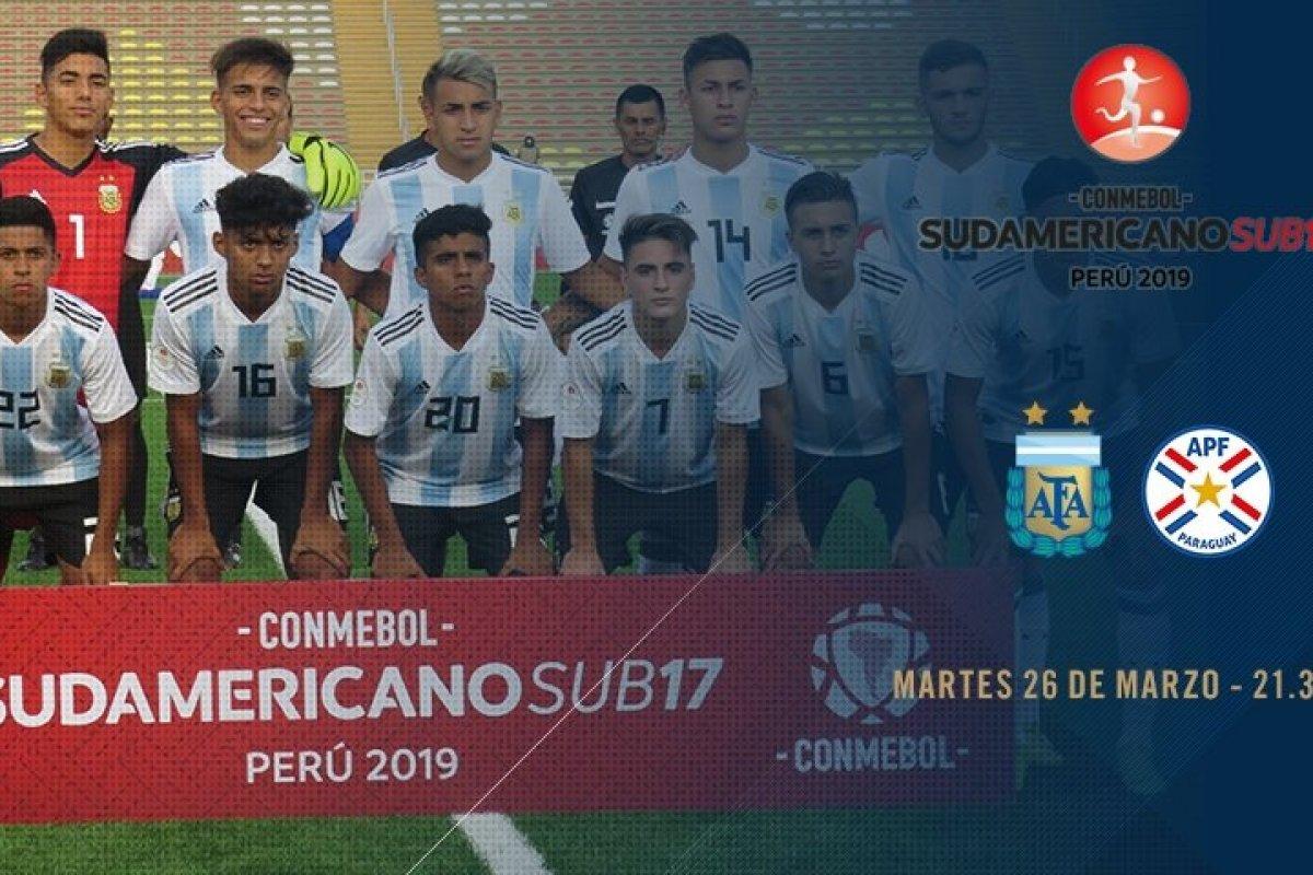 Argentina se medirá ante Paraguay