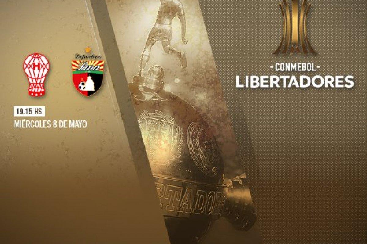 Huracán recibe a Deportivo Lara