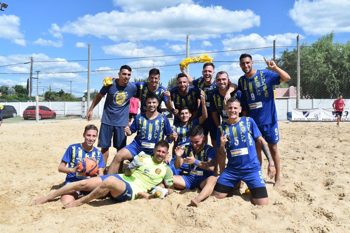 Rosario Central y Acassuso definen el título del Torneo Apertura