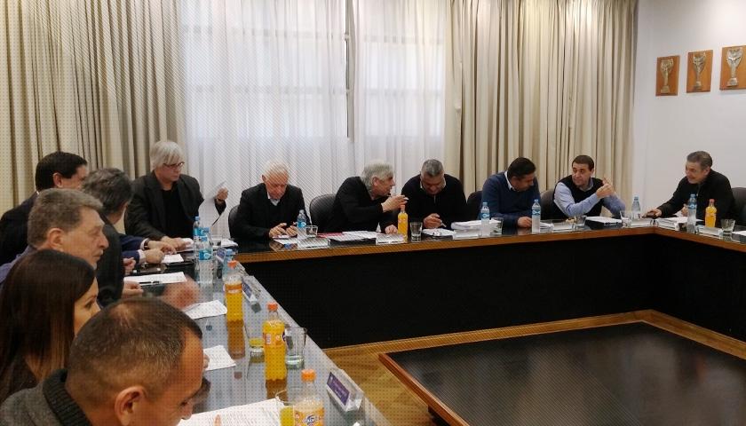 Reunión de Comité Ejecutivo