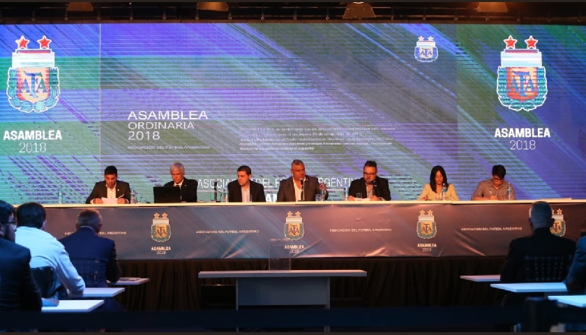 Asamblea Ordinaria y Extraordinaria