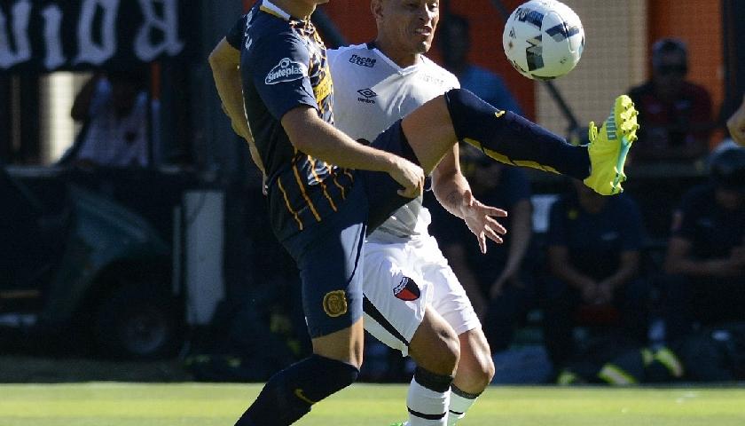 Rosario Central superó 3-0 a Colón
