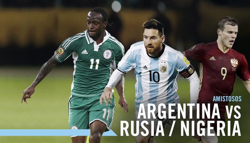 Amistosos De Argentina En Noviembre