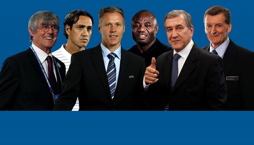 Resultado de imagen para Comité Técnico de la FIFA rusia